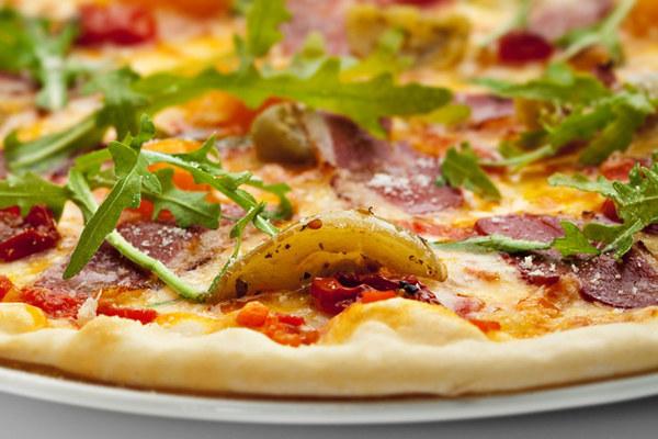 To, co położysz na pizzy, zależy tylko od ciebie! /© Panthermedia