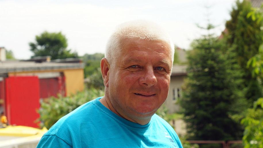 To dla pana Grzegorza i jego dzieci RMF FM buduje dom /RMF FM