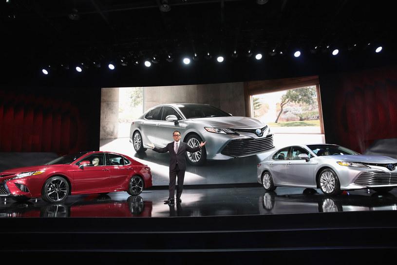 To dzięki Toyodzie japońska firma odniosła sukces w USA /Getty Images