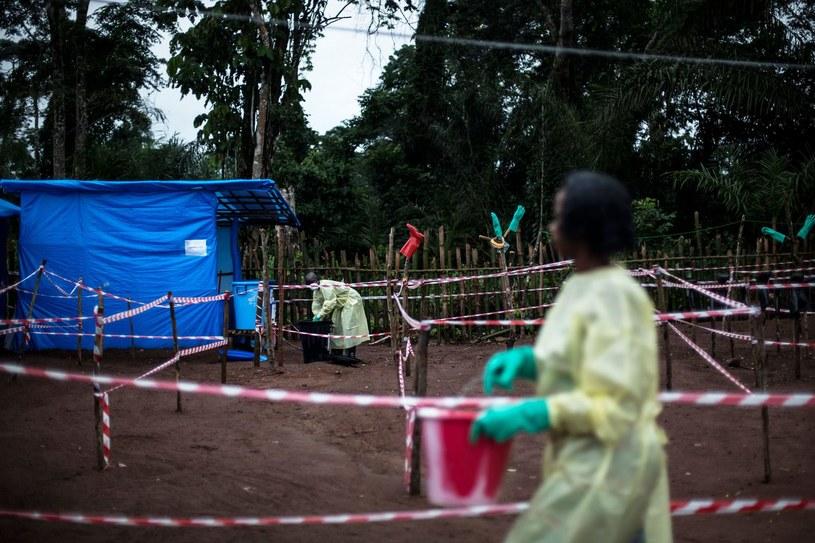 To dziewiąty z kolei wybuch epidemii od 1976 roku /JOHN WESSELS /AFP