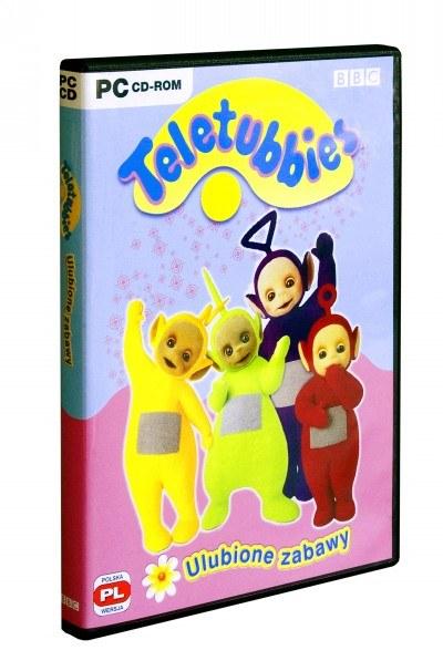 To gra przeznaczona dla dzieci w wieku 2-4 lata /materiały prasowe