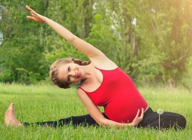 To idealna aktywność dla kobiet w ciąży /123RF/PICSEL