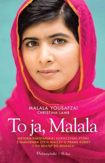 To ja, Malala /Styl.pl/materiały prasowe