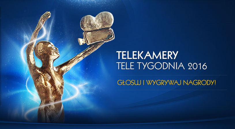 "To już 19. edycja Telekamer ""Tele Tygodnia"" /INTERIA.PL"