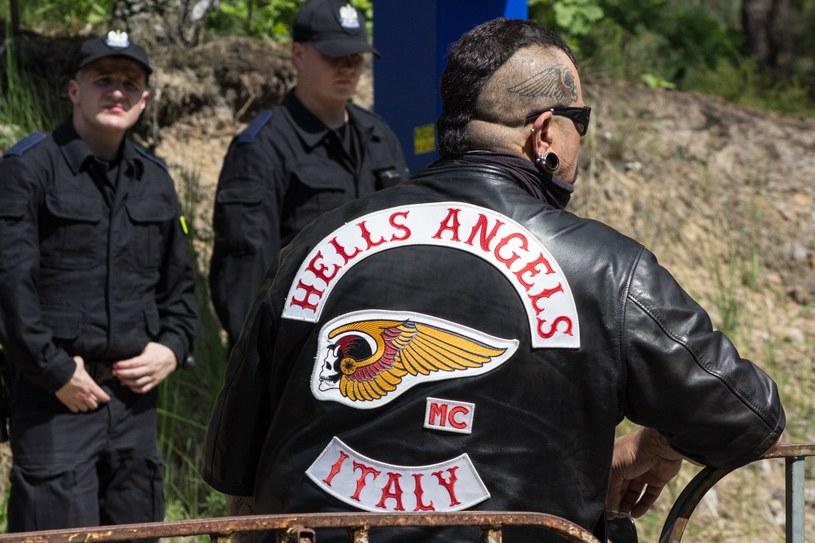 To już 37. światowy zjazd Hells Angels /Maciej Luczniewski/REPORTER /East News