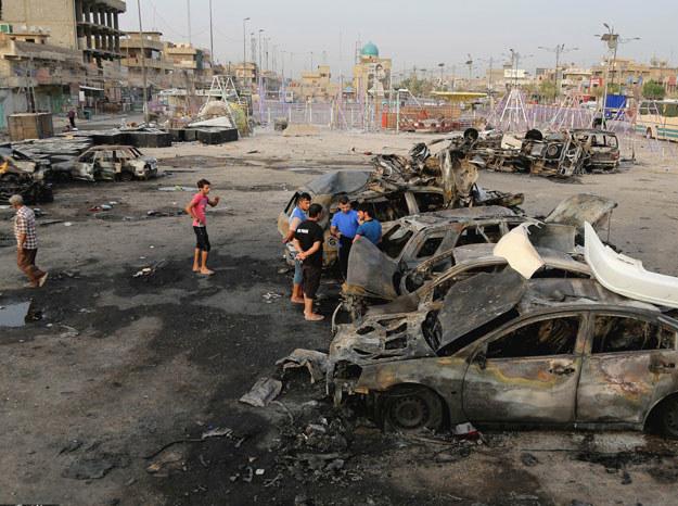 To już kolejny atak w Iraku w ciągu ostatnich miesięcy/ Zdjęcie ilustracyjne /AP/FOTOLINK /East News