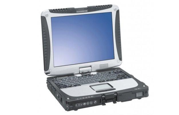 To już szósta generacja Panasonica Toughbook CF-19 /INTERIA.PL/informacje prasowe