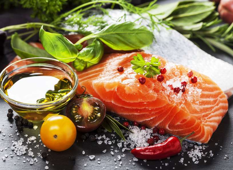 To kolejny powód, żeby jeść ryby /©123RF/PICSEL