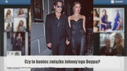 To koniec związku Johnny'ego Deppa?