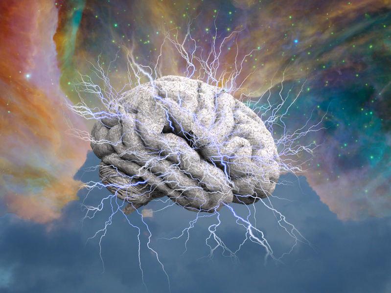 To mózg skrywa odpowiedź na wszystkie tajemnice snów /©123RF/PICSEL
