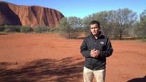 To największa atrakcja środkowej Australii. Robi wrażenie!