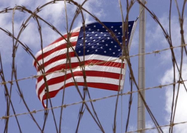 """""""To nie jest Ameryka"""" fot. Paul J. Richards /AFP"""