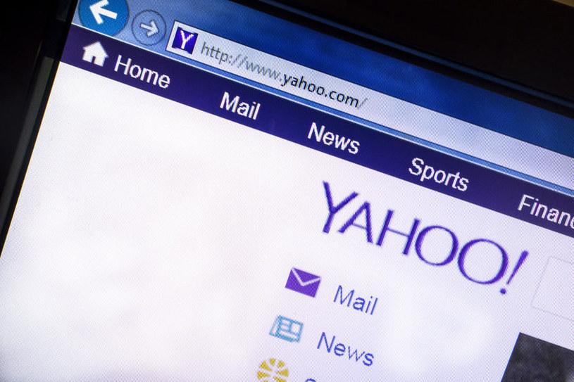 To nie pierwszy raz, kiedy dane użytkowników Yahoo zostały skradzione /123RF/PICSEL