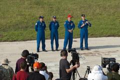 To oni polecą w kosmos na pokładzie promu Atlantis