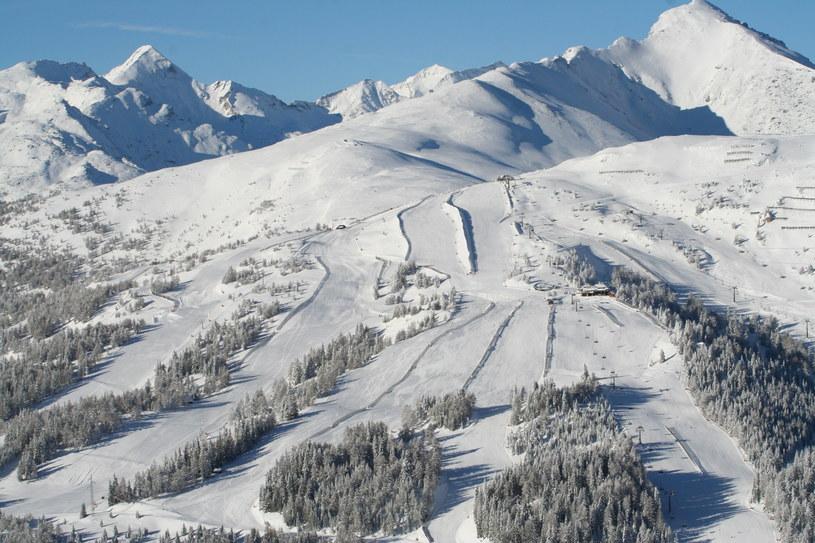 To prawdziwy raj dla narciarzy /fot. Tourismusregion Katschberg/Rennweg /materiały prasowe
