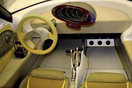 To samochód czy łódź? Obejrzyj galerię / kliknij /INTERIA.PL