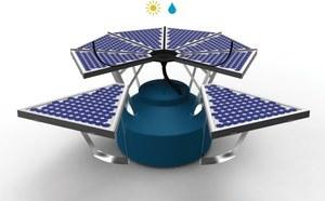 To urządzenie jednocześnie wytwarza energię elektryczną i magazynuje wodę