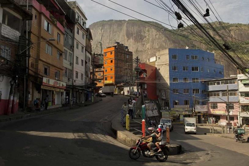 To zupełnie inne Rio de Janeiro /AFP