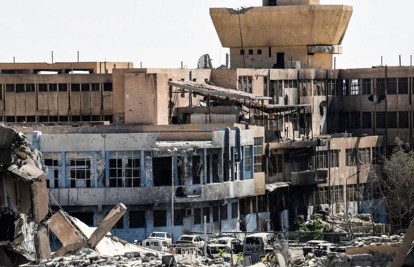 Tocząca się od 2011 roku wojna w Syrii zabiła już ponad 470 tysięcy osób /AFP
