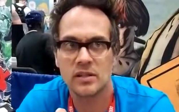 Todd Stashwick - fragment wywiadu z serwisu YouTube.com /materiały prasowe