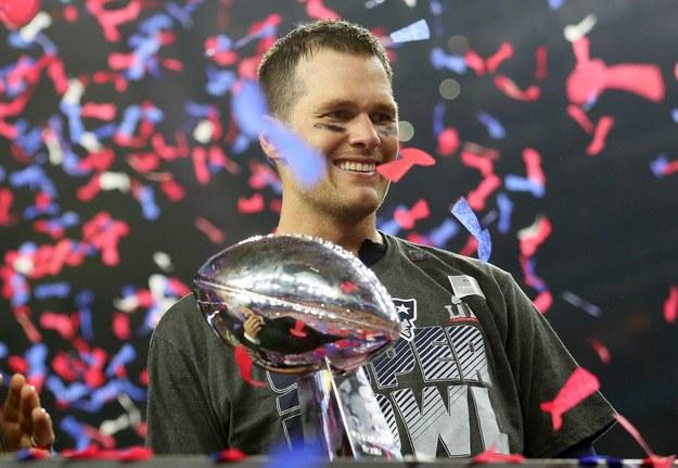 Tom Brady /AFP