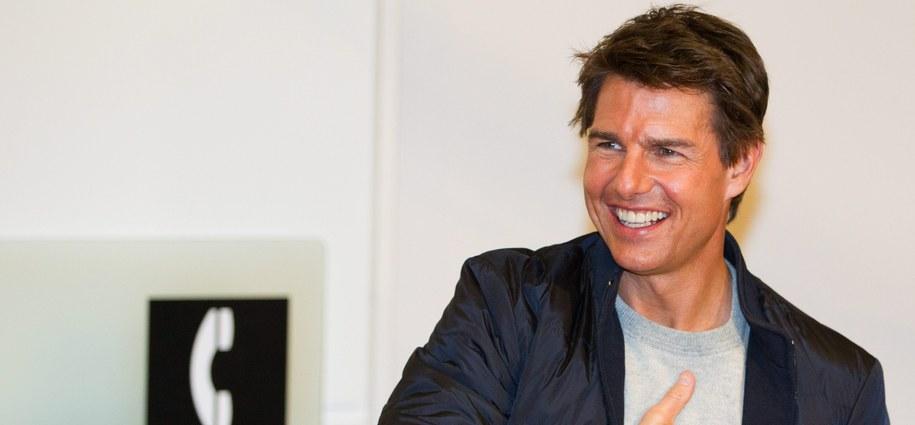 """Tom Cruise gra główną rolę w filmie """"Jack Reacher"""" /CHRISTOPHER JUE /PAP/EPA"""