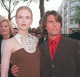 Tom Cruise i Nicole Kidman /AFP