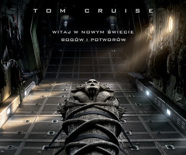 "Tom Cruise na tropie ""Mumii"""