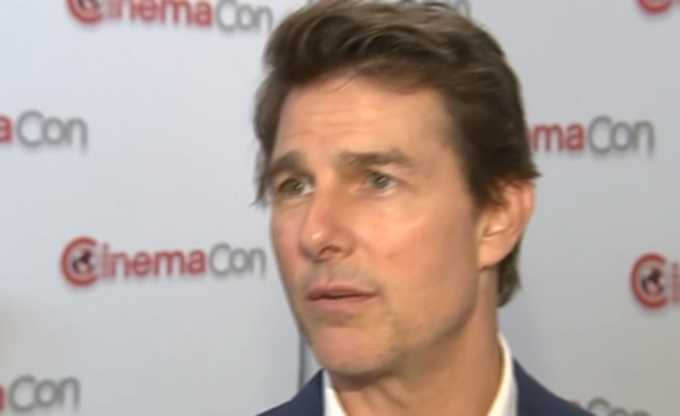 Tom Cruise o kontuzji na planie: Musiałem wyzdrowieć bardzo szybko
