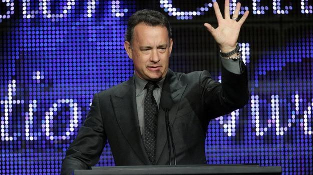 Tom Hanks - kocha go cała Ameryka /AFP