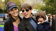Tom odwiedził żonę i córeczkę