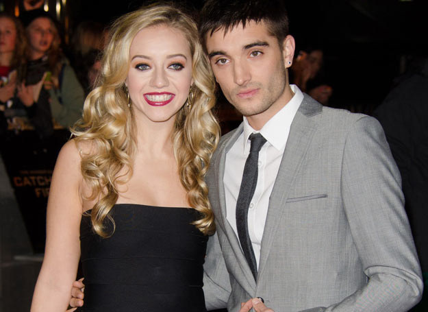 Tom Parker i Kelsey Hardwick /James Warren /East News