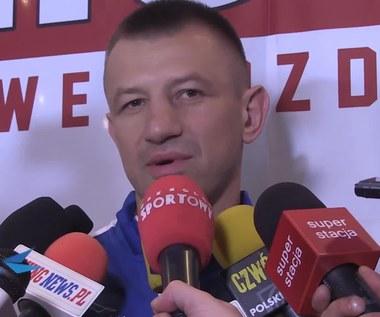 Tomasz Adamek: 40 lat, jak na wagę ciężką, to nie jest tak dużo. Wideo