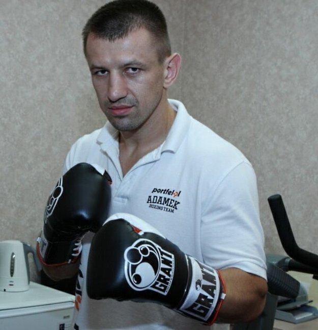 Tomasz Adamek fot: Mike Gladysz/Adamek Team /Informacja prasowa