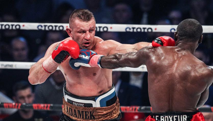 Tomasz Adamek pokonał Freda Kassiego