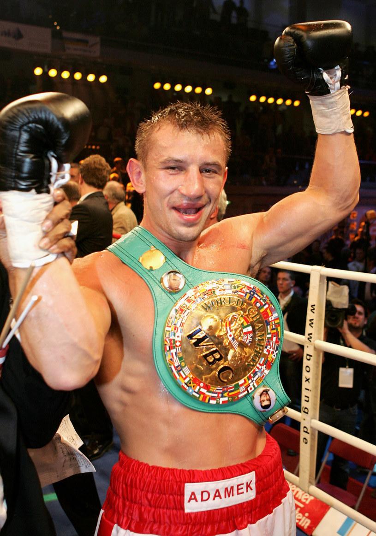 Tomasz Adamek pokonał Paula Briggsa także w walce rewanżowej /Getty Images