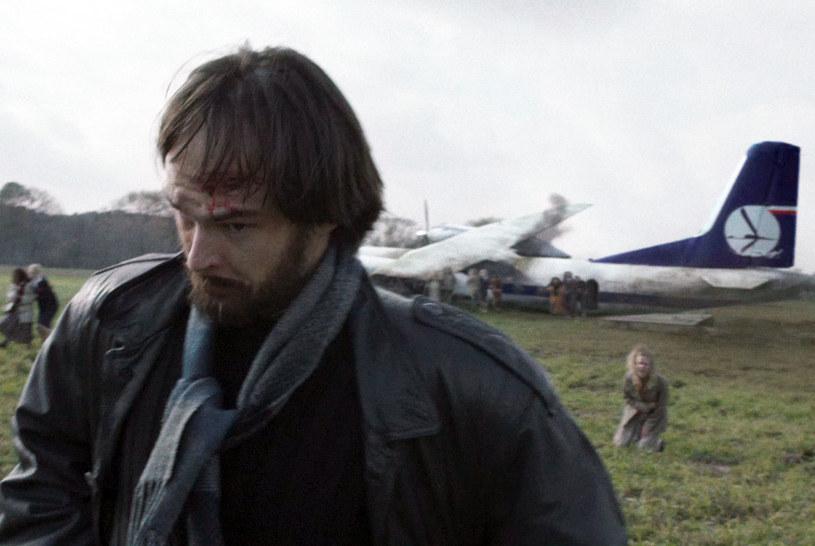 Tomasz Beksiński: Wielokrotnie próbuje popełnić samobójstwo, ale wychodzi cało z katastrofy lotniczej /materiały dystrybutora