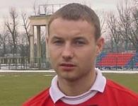 Tomasz Frankowski strzelił pierwszą bramkę w rundzie wiosennej /INTERIA.PL