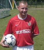 Tomasz Frankowski wierzy, że Wisła przejdzie Lazio /INTERIA.PL