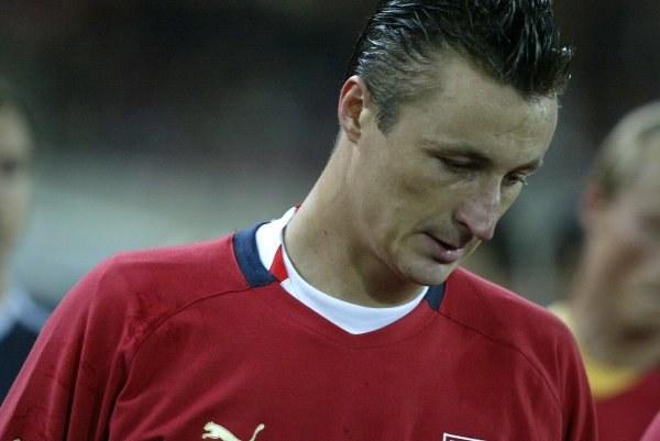 Tomasz Hajto Fot. Jerzy Kleszcz /Agencja Przegląd Sportowy