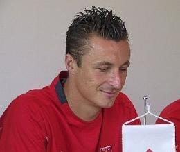 Tomasz Hajto nie otrzymał powołania do reprezentacji Polski na mecze z Austrią i Walią /INTERIA.PL
