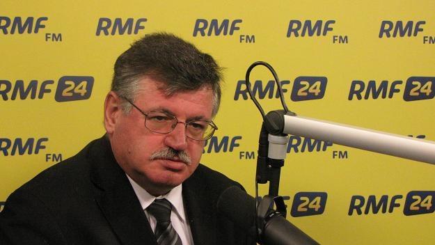 Tomasz Jagodziński /RMF