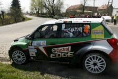 Tomasz Kuchar triumfatorem Rajdu Elmot