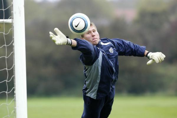 Tomasz Kuszczak chce zimą odejść z West Bromwich Albion. Fot. Jerzy Kleszcz /Agencja Przegląd Sportowy