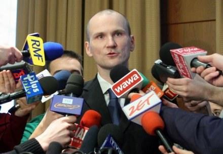 Tomasz Lipiec, fot. Tomasz Demidowicz /Agencja Przegląd Sportowy
