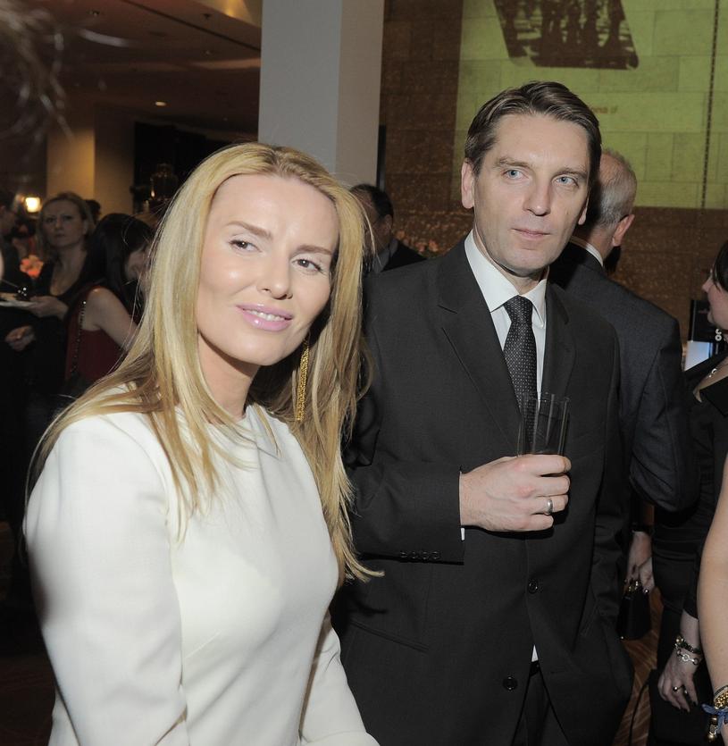 Tomasz Lis zgadza się z żoną w tej kwestii? /Tricolors /East News