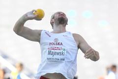 Tomasz Majewski wicemistrzem Europy!