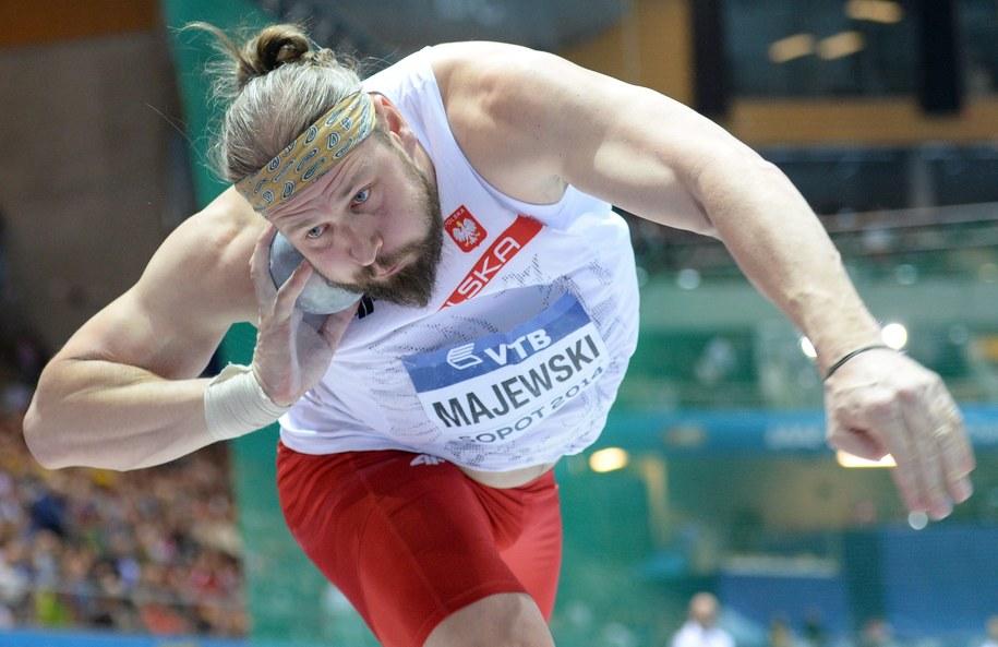 Tomasz Majewski /PAP/Bartłomiej Zborowski /PAP