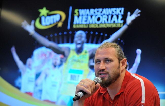 Tomasz Majewski /Bartłomiej Zborowski /PAP
