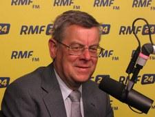 Tomasz Nałęcz w Kontrwywiadzie RMF FM